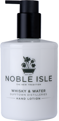 Noble Isle Whisky & Water Hand Lotion - 250ml