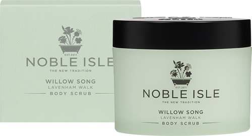Noble Isle Willow Song Body Scrub - 275g