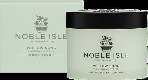 Noble Isle Willow Song Body Scrub - 275g