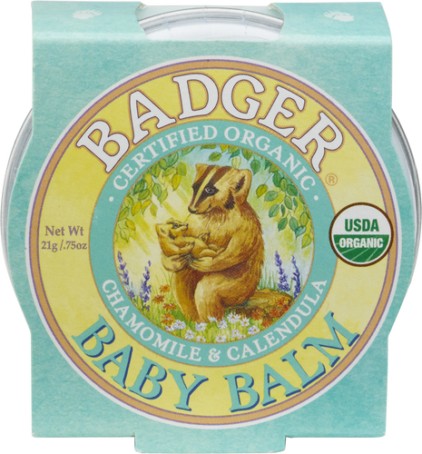 Badger Balm Mini Baby Balm