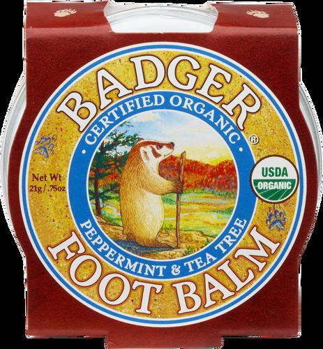 Badger Balm Foot Balm