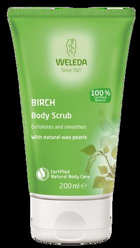 Weleda Birch Body Scrub