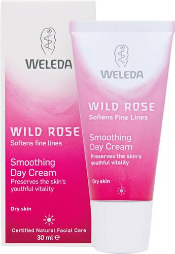 Weleda Wild Rose Smoothing Day Cream - 30ml