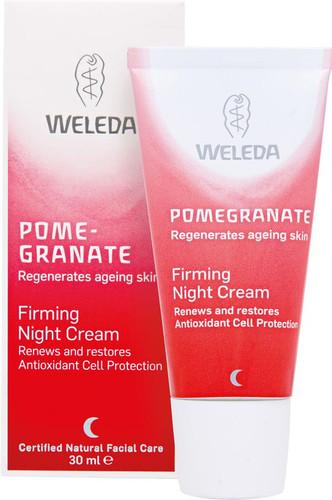 Weleda Pomegranate Firming Night Cream - 30ml