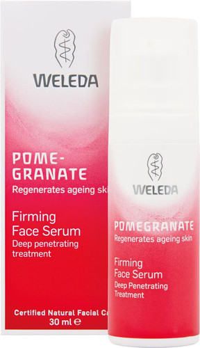 Weleda Pomegranate Firming Face Serum - 30ml