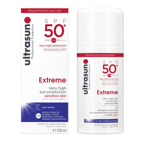 Ultrasun Ultra Sensitive Extreme SPF 50+ - Boxed