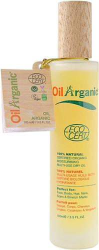 TanOrganic OilArganic