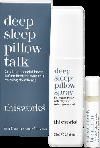 This Works Deep Sleep Pillow Talk