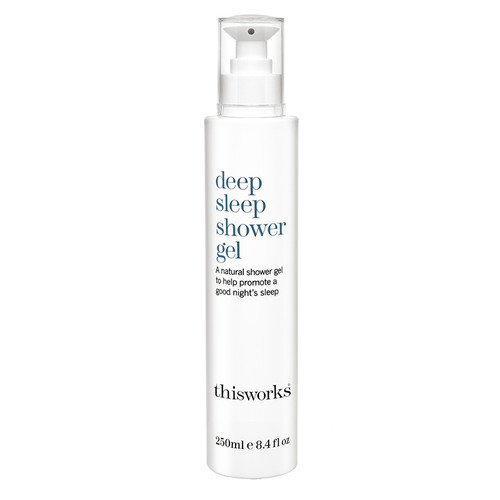 This Works Deep Sleep Shower Gel - 250ml