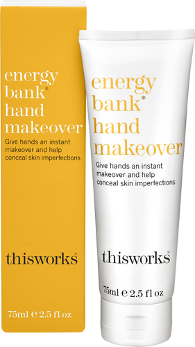 This Works Energy Bank Hand Makeover - 75ml