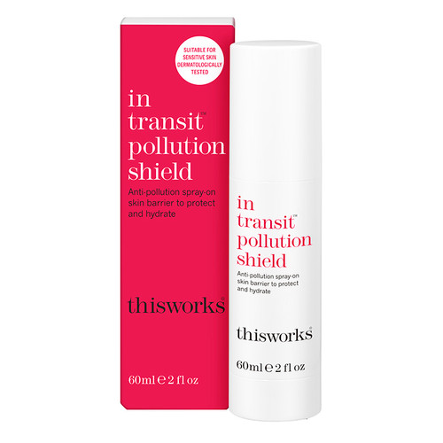 This Works In Transit Pollution Shield