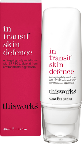 This Works In Transit Skin Defence - 40ml