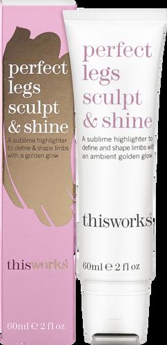 This Works Perfect Legs Sculpt & Shine - 60ml