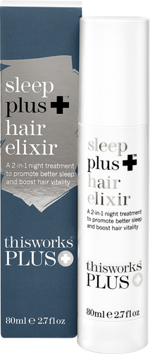 This Works Sleep Plus+ Hair Elixir - 80ml