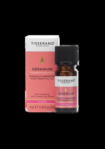 Tisserand Aromatherapy Geranium Ethically Harvested Essential Oil