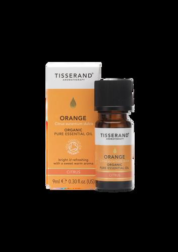 Tisserand Aromatherapy Orange Organic Essential Oil