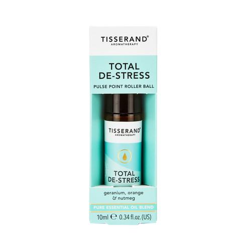 Tisserand Aromatherapy Total De-Stress Pulse Point Roller Ball