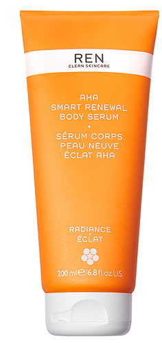 REN AHA Smart Renewal Body Serum