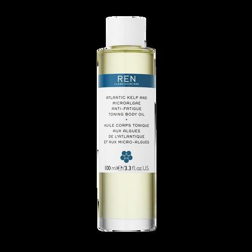 REN Atlantic Kelp And Microalgae Anti-Fatigue Toning Body Oil - 100ml