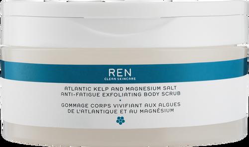 Ren Atlantic Kelp And Magnesium Salt Anti-Fatigue Exfoliating Body Scrub - 150ml