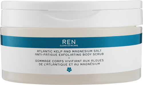 Ren Atlantic Kelp And Magnesium Salt Anti-Fatigue Exfoliating Body Scrub - 150ml