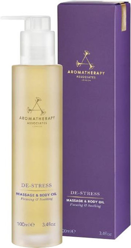 Aromatherapy Associates De-Stress Massage & Body Oil