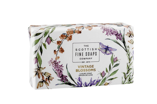 Scottish Fine Soaps Vintage Blossom Soap