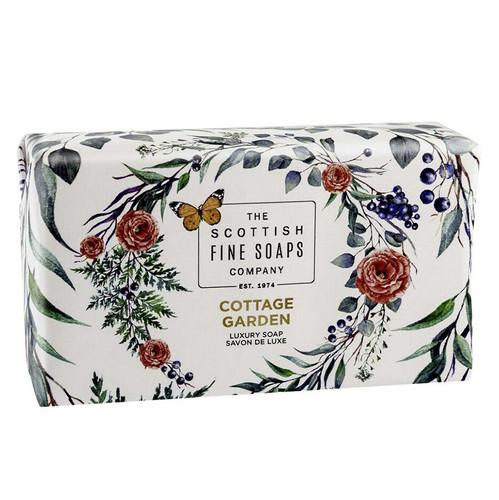 Scottish Fine Soaps Cottage Garden Soap