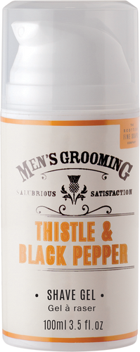Scottish Fine Soaps Men's Grooming Shave Gel