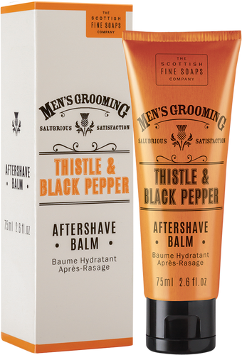 Scottish Fine Soaps Men's Grooming Aftershave Balm - 75ml