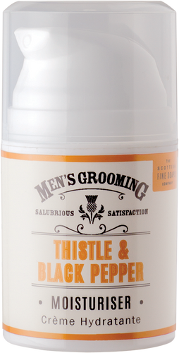 Scottish Fine Soaps Men's Grooming Moisturiser - 50ml