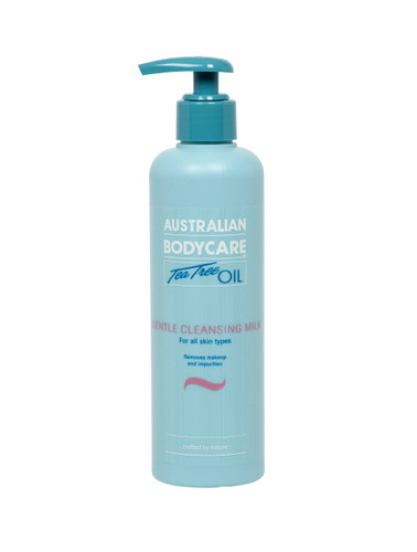 Australian Bodycare Tea Tree Oil Gentle Cleansing Milk - 250ml