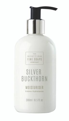Scottish Fine Soaps Silver Buckthorn Moisturiser