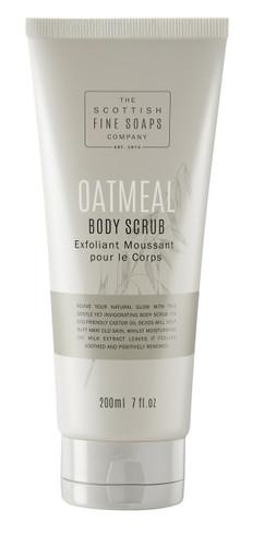 Scottish Fine Soaps Oatmeal Body Scrub
