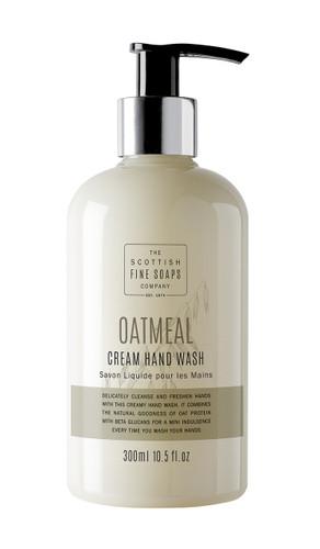 Scottish Fine Soaps Oatmeal Cream Hand Wash