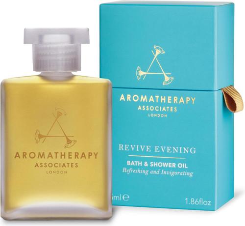 Aromatherapy Associates Revive - Evening Bath & Shower Oil
