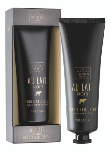 Scottish Fine Soaps Au Lait Noir Hand & Nail Cream