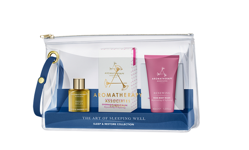 Aromatherapy Associates Sleep & Restore Collection