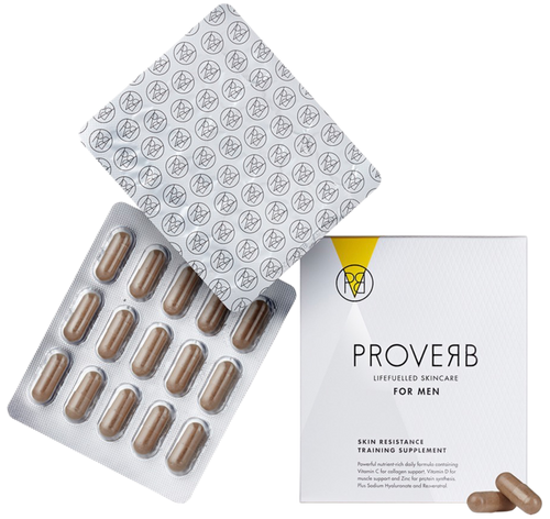 Proverb Skin Resistance Training Supplement