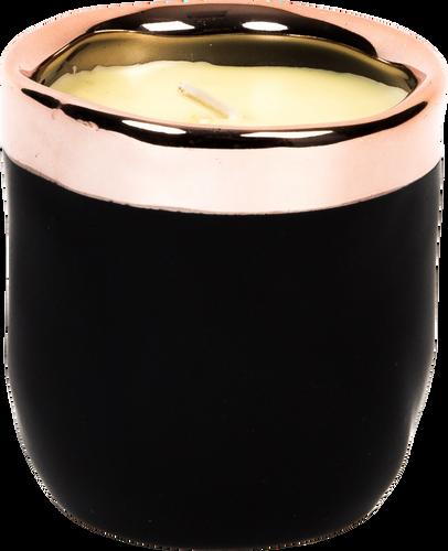 "St Eval Candle Orange & Cinnamon Sack Pot - Small 2.5'' diameter x 2.75"" height"