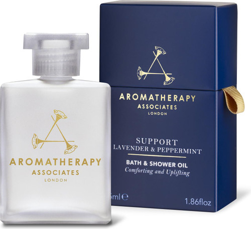 Aromatherapy Associates Support Lavender & Peppermint Bath & Shower Oil