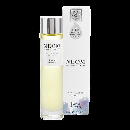 Neom Real Luxury Daily De-stress Body Oil