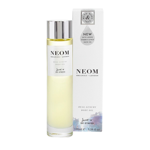 Neom Real Luxury Daily De-stress Body Oil