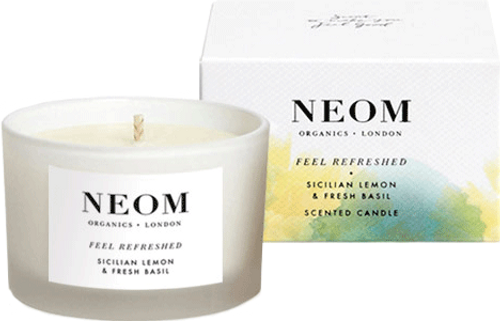 Neom Scented Candle - Feel Refreshed - Travel