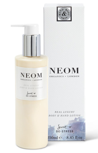 Neom Body & Hand Lotion - Real Luxury