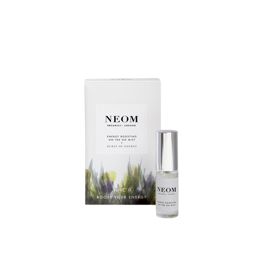 Neom Energy Burst On The Go Mist  - 5ml