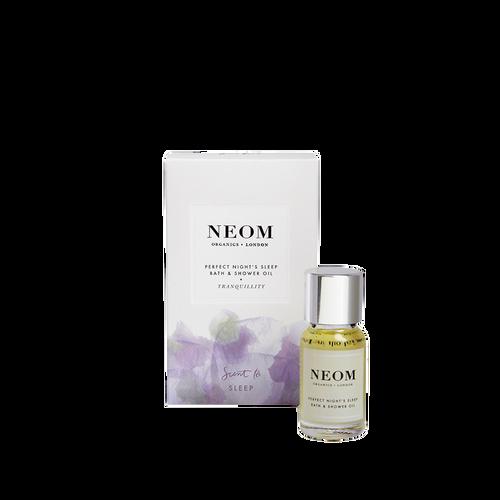Neom Tranquility Perfect Night's Sleep Bath & Shower Oil - 10ml
