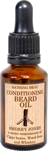 Bathing Beauty Smokey Jones Conditioning Beard Oil - 25ml