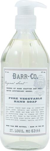 Barr-Co. Liquid Hand Soap