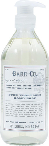 Barr-Co. Liquid Hand Soap